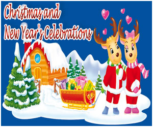 Christmas and New Year's Celebrations